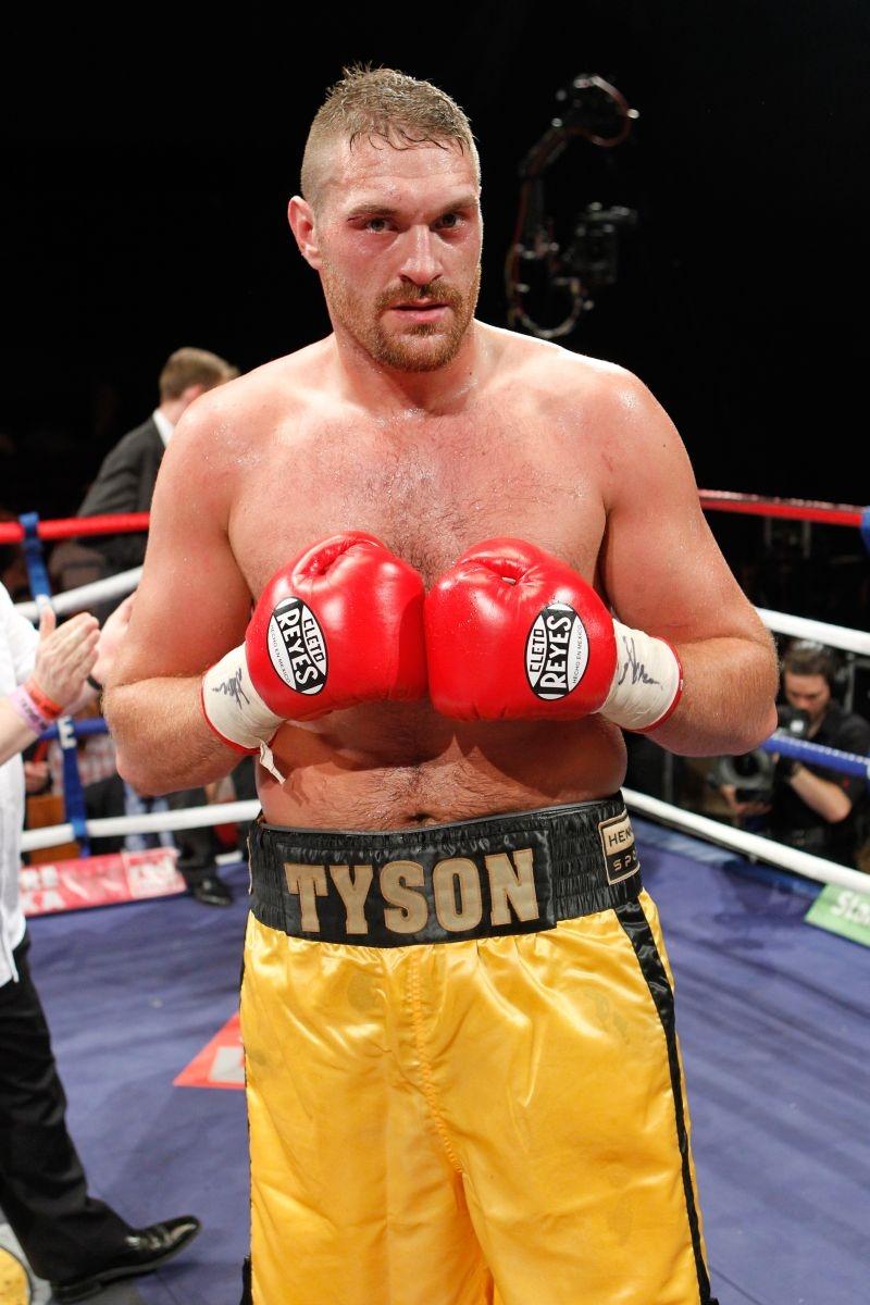 Tyson Fury Latest