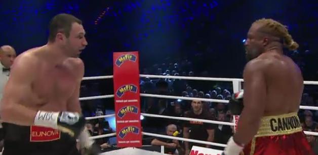 Klitschko vs  Briggs - ProBoxing-Fans com