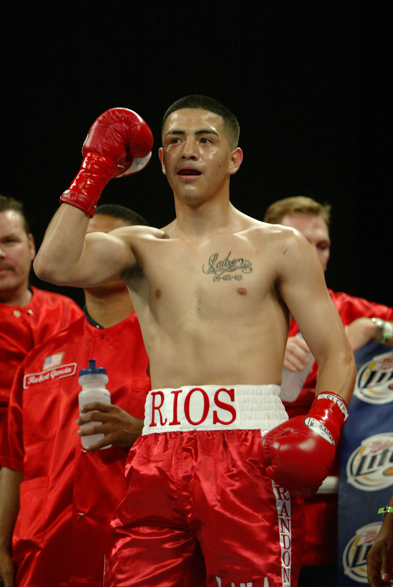 Miguel Acosta vs. BRANDON RIOS Preview & Prediction | ProBoxing-
