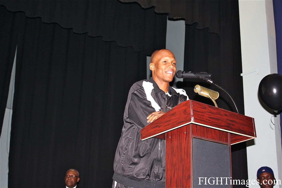 Language In 45 And 47 Stella Street: Judah Visits Barringer High School In Newark