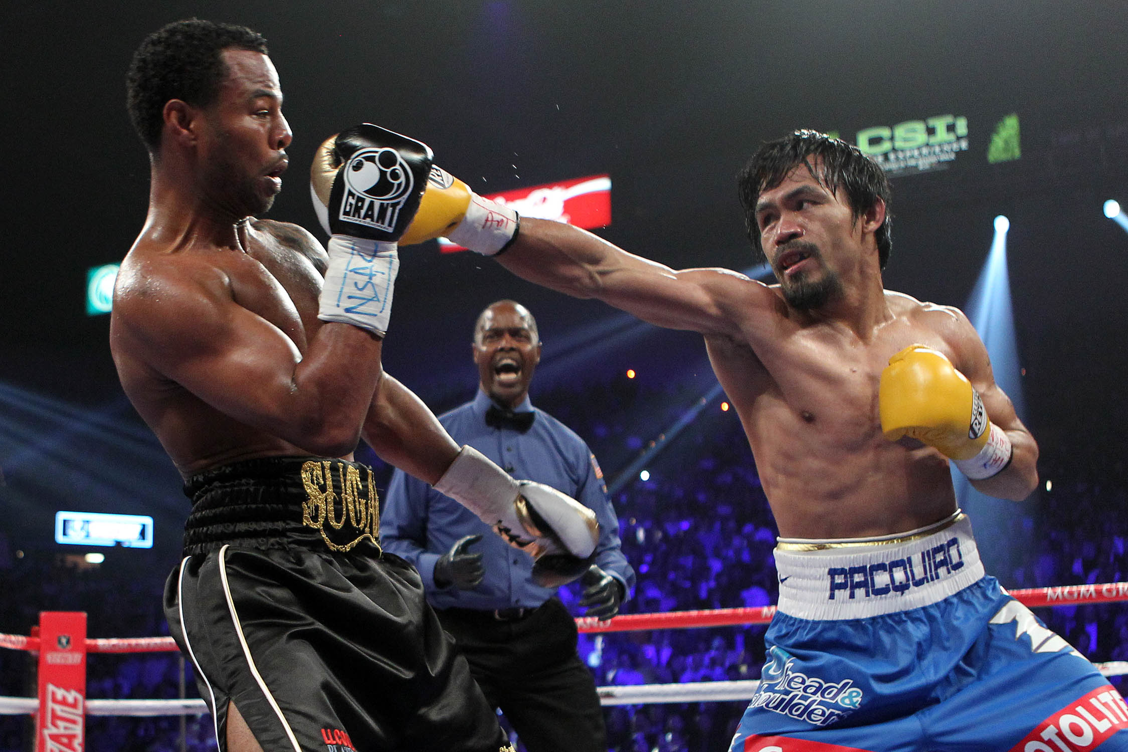 Official Pacquiao Mosl...