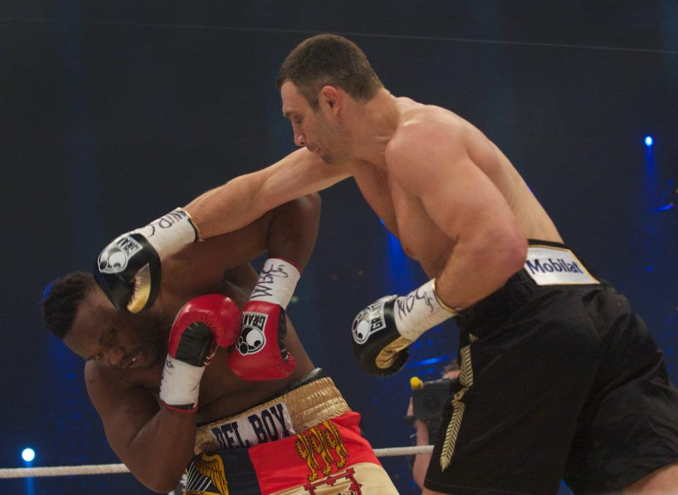 Klitschko vs  Chisora Photos - ProBoxing-Fans com