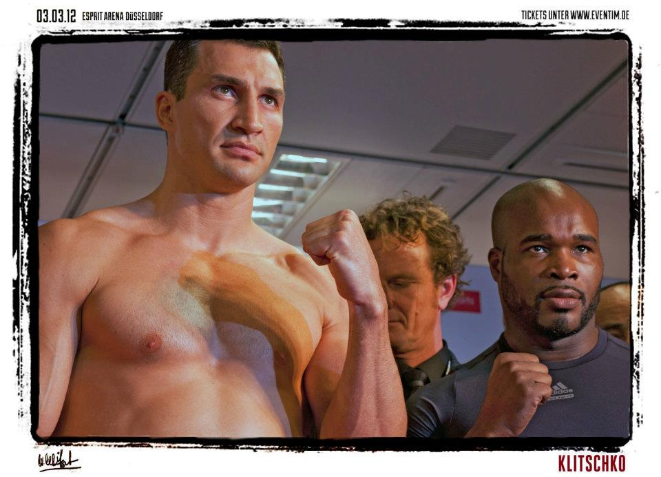 Klitschko vs. MORMECK weigh-in results, photos, video, weights ...
