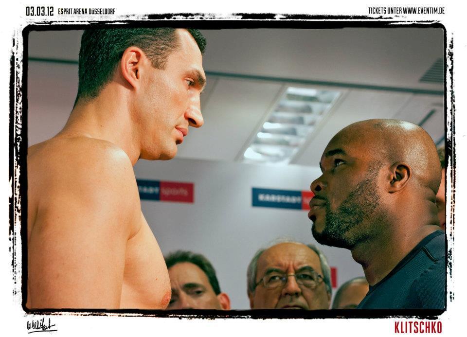 Klitschko KO4 Mormeck: Live Klitschko vs. Mormeck Round by Round ...