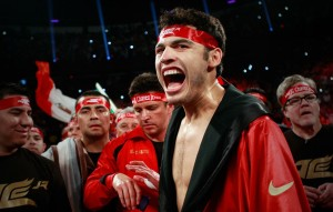 Chavez, Jr.: not exactly the average potheadCredit: Will Hart - HBO