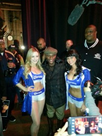 mayweather corona girls