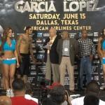 garcia lopez weigh-in stage