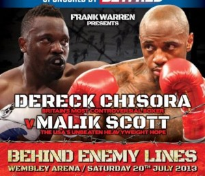 chisora vs. scott