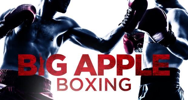 big apple boxing poster