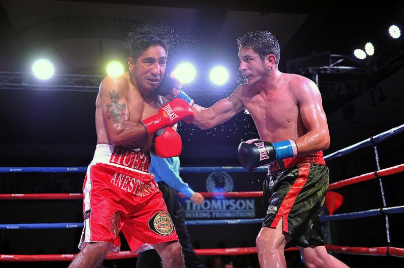 Mauricio Herrera cruises to win over Huerta at Path to ...