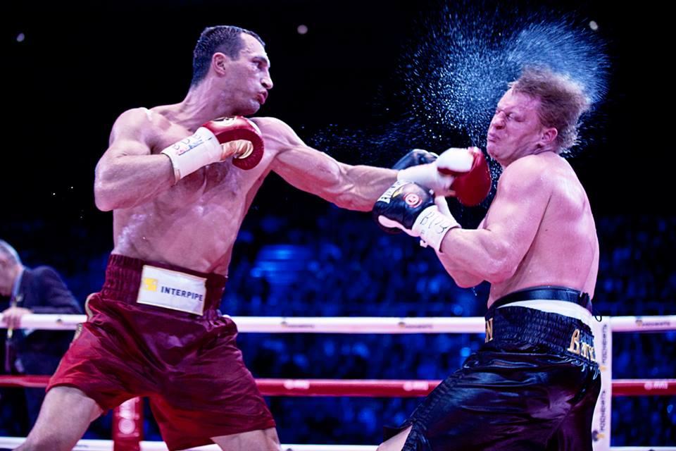 Wladimir Klitschko vs Alexander Povetkin Boxing