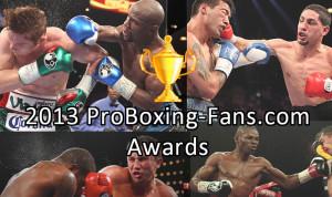 2013 boxing awards photo