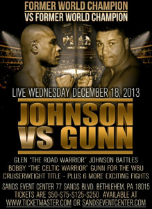 glen johnson bobby gunn poster