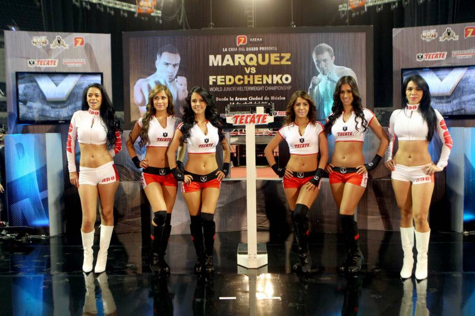 how to become a boxing ring girl