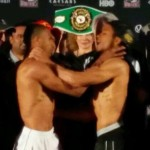 dulorme mayfield weigh-in