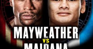mayweather vs maidana poster