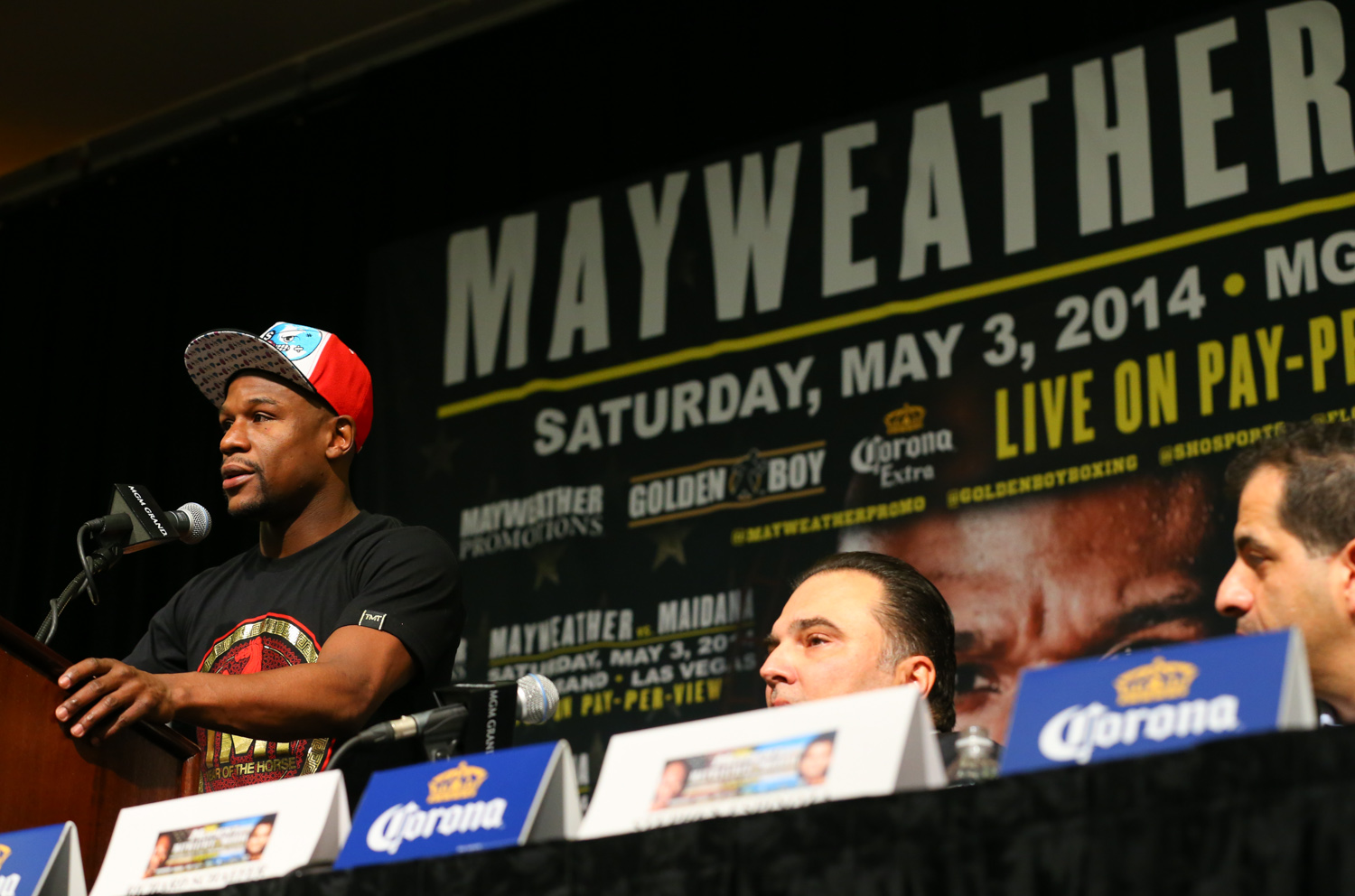 Floyd Mayweather Press Conference Video Photos Quotes Proboxing