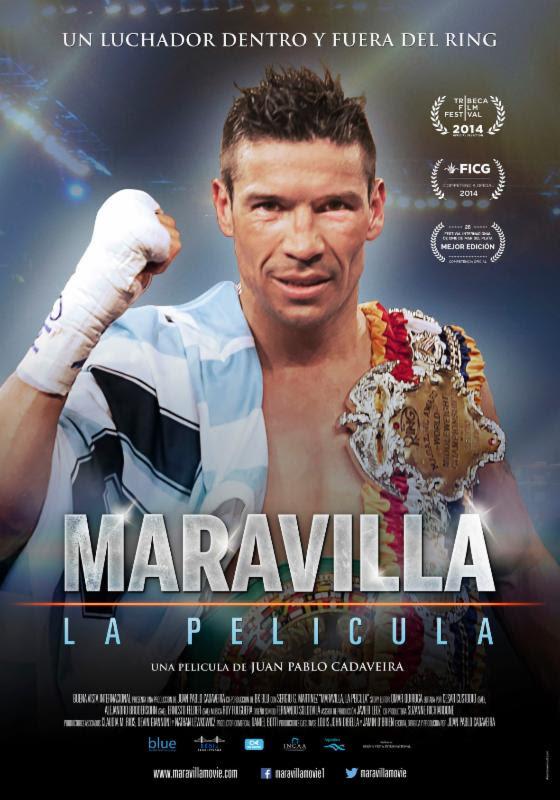 maravilla documentary poster