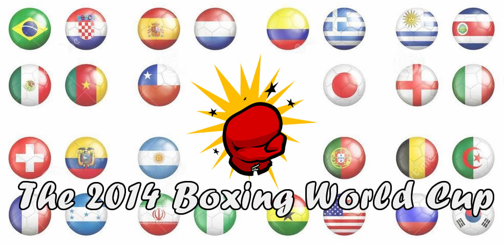 boxing world cup 2014 logo