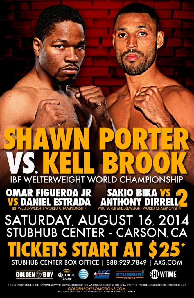 brook vs porter poster