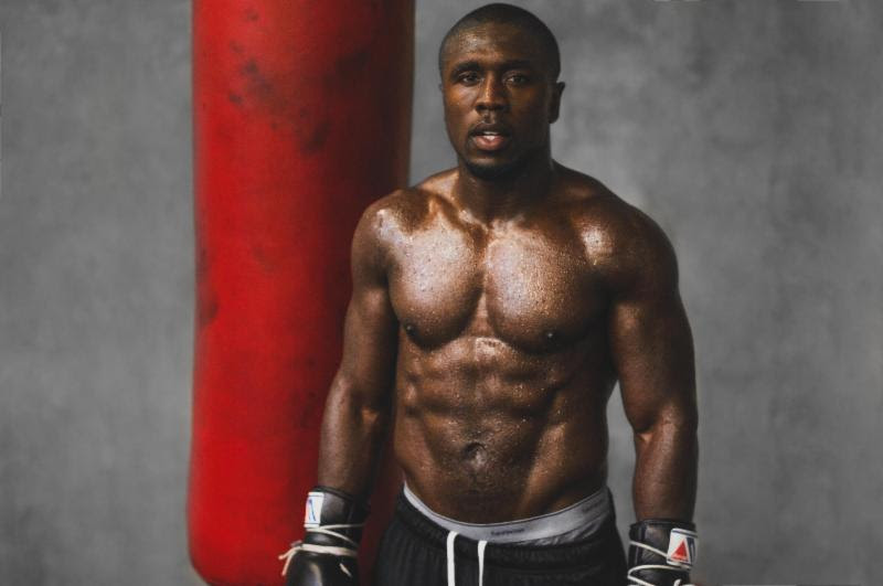 The 37-year old son of father (?) and mother(?) Andre Berto in 2021 photo. Andre Berto earned a  million dollar salary - leaving the net worth at  million in 2021