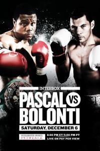 pascal vs bolonti poster