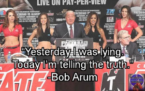Bob Arum meme