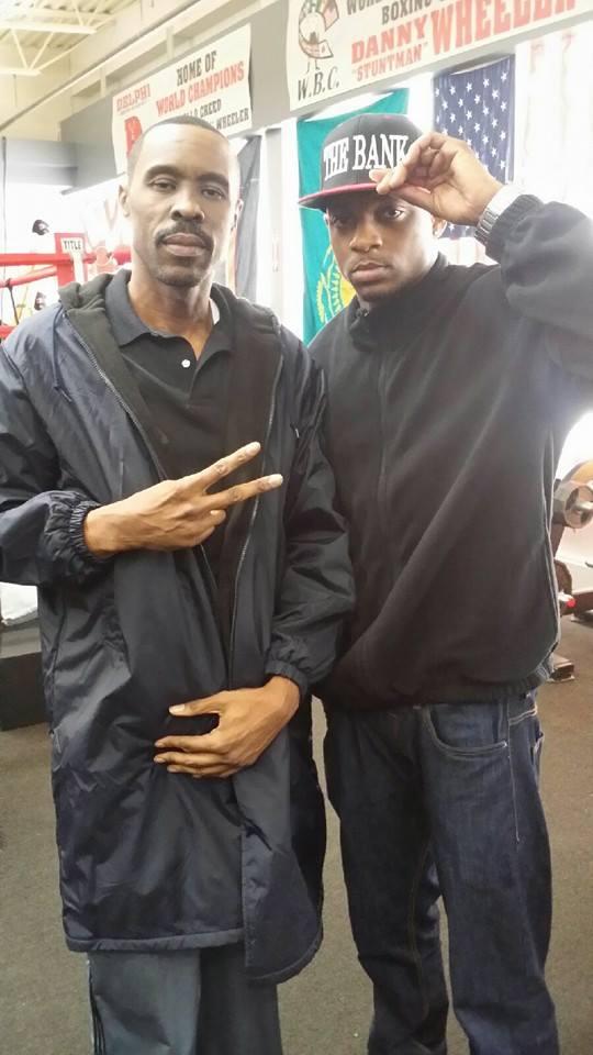 Wood Harris And Derrick Webster Proboxing Fanscom