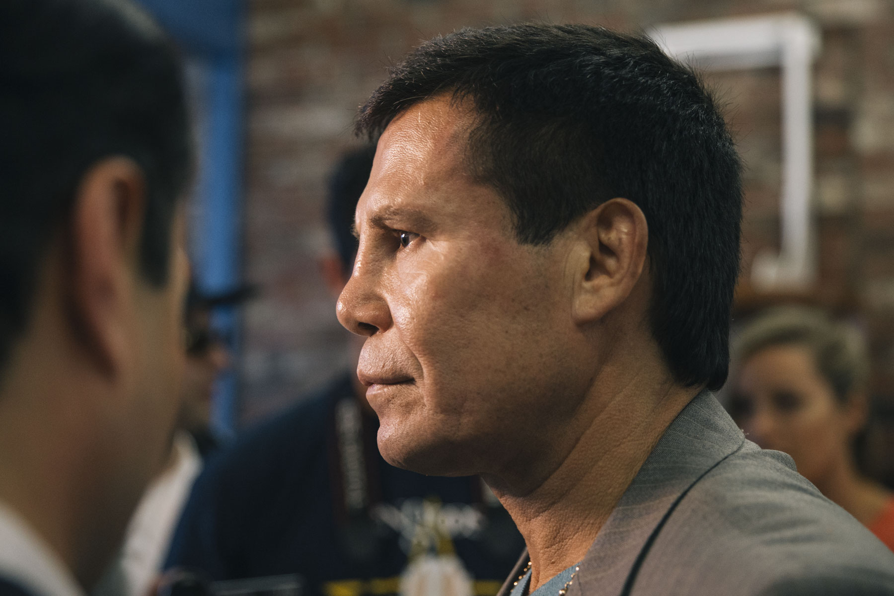 Mexican boxing hero, Julio Cesar Chavez, Photo Credit: Esther Lin / Showtime