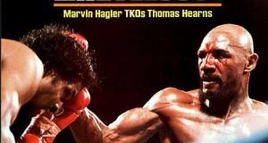hagler vs hearns sports illustrated
