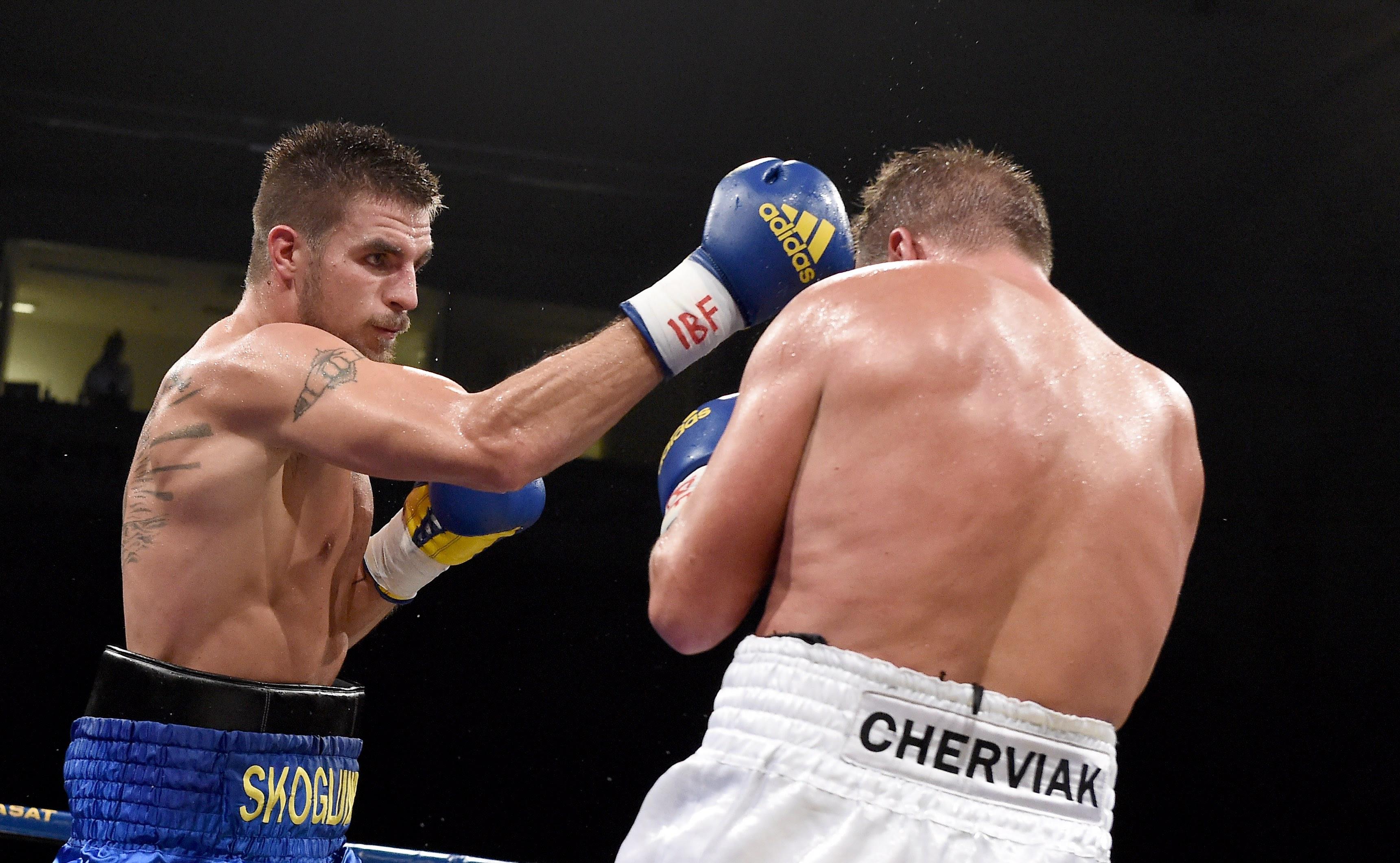 Erik Skoglund looking to make statement against Derek Edwards & fight for a title next year ...