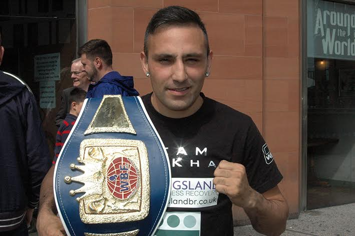 Tasif Khan Added To Undercard Of Roy Jones Fight Sept 12th