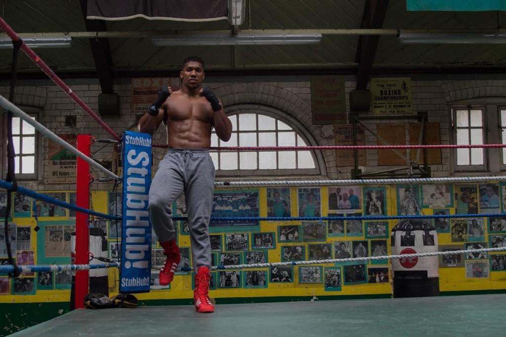 british boxing watch anthony joshua no hype video jamie