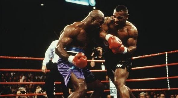 Evander Holyfield is one of the most decorated boxers of his generation Credit: Showtime