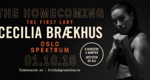 cecilia braekhus poster