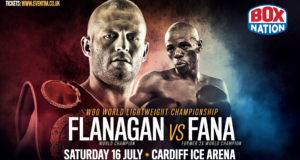 flanagan vs fana