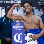 'Showtime' Shawn Porter will be looking for one last shot at world championships this year. Photo Credit: Esther Lin / Showtime