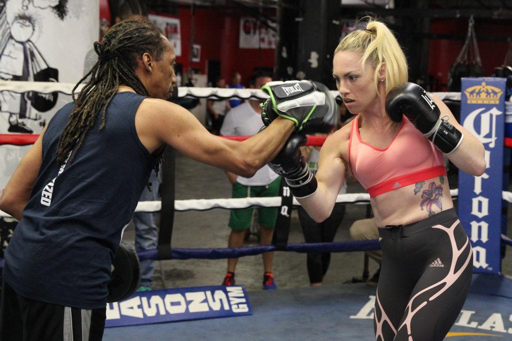 hardy amp shelito vincent workout photos amp quotes proboxing fans