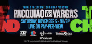 pacquiao vargas poster
