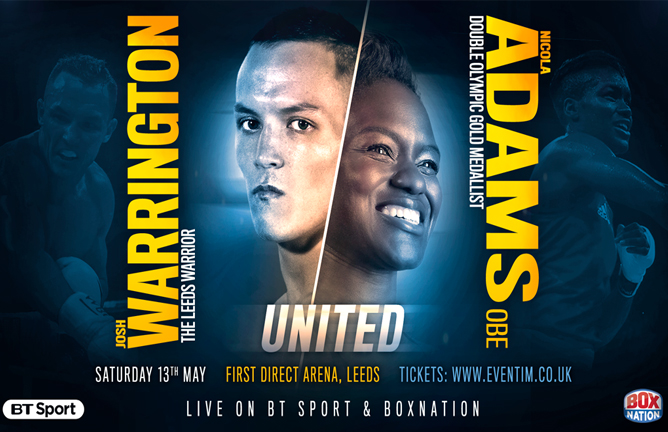 Josh-Warrington-may-face-Kiko-Martinez