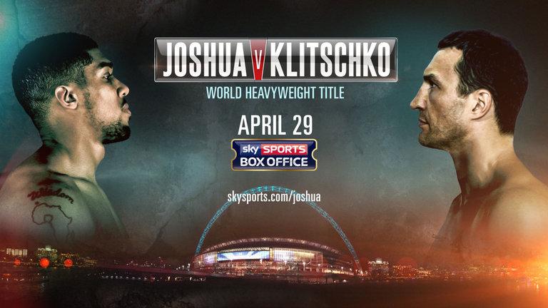 Klitschko Vs Joshua Sky