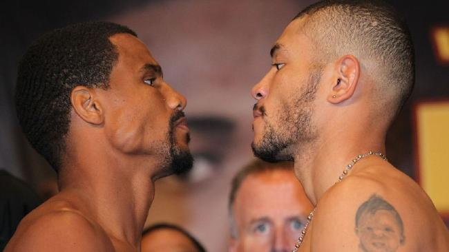 Andre Dirrell won the IBF Super Middleweight title in a chaotic night of boxing