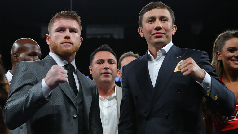 Canelo vs GGG set for 16th September 2017
