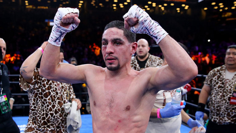 Danny Garcia believes Spence Jr can win if focused on Saturday night