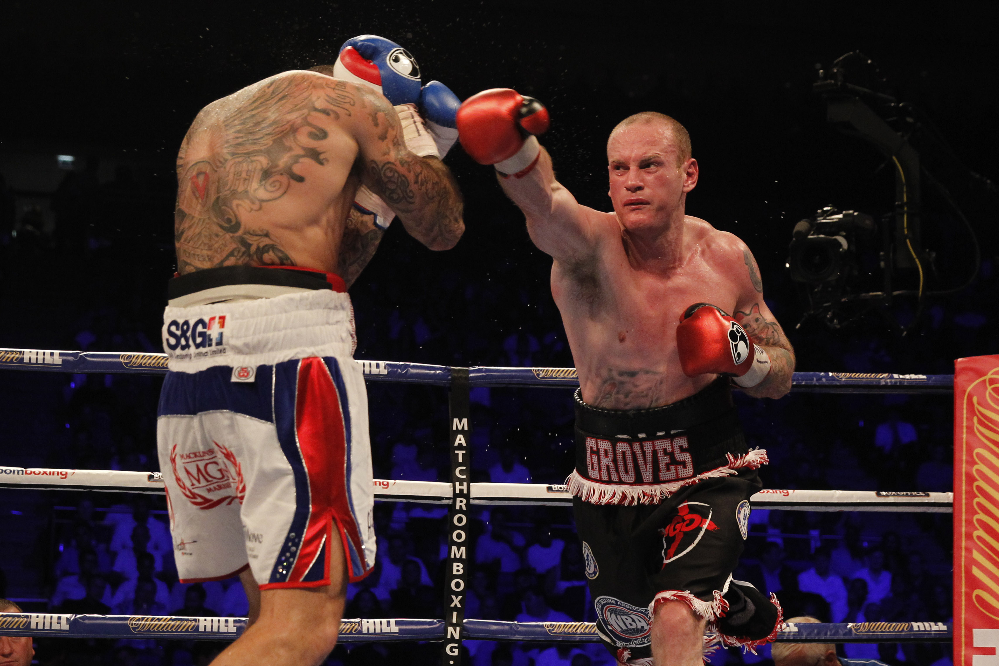 George Groves believes he is back to his best ahead of Chudinov fight