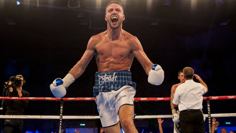 Davies And Taylor Will Clash In Glasgow Proboxing Fans Com