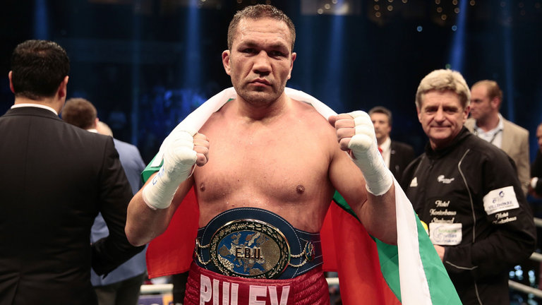 Kubrat Pulev may have to wait for Joshua clash