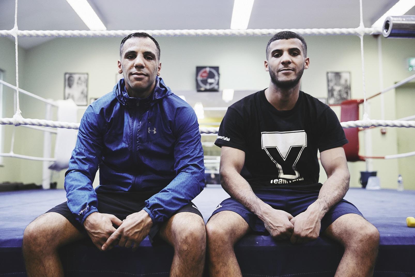 Kai and Gamal Yafai
