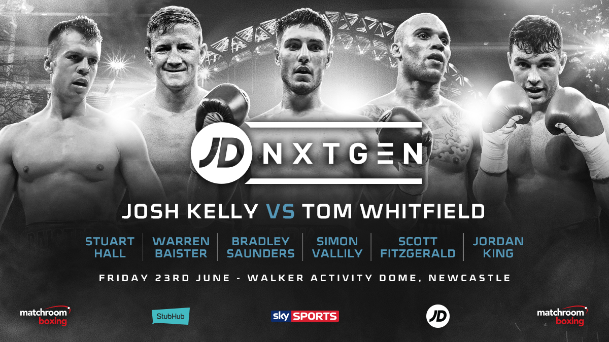 JD NXTGEN Newcastle 23rd June 2017