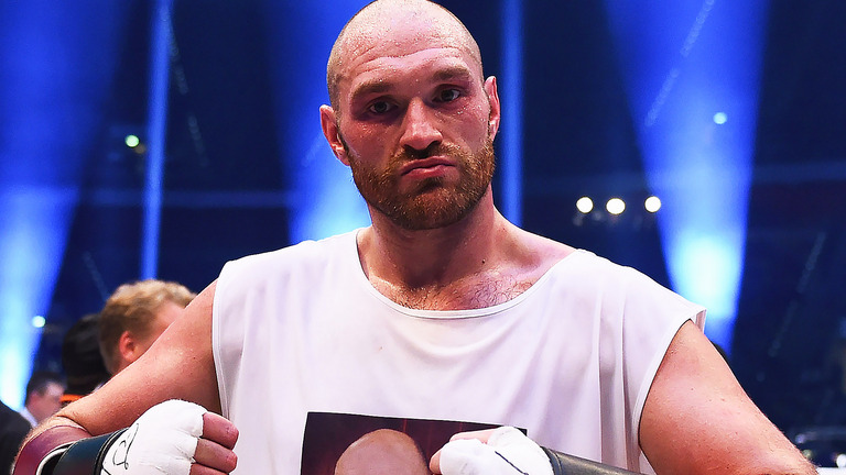 Tyson Fury hoping to be back in the ring this summer